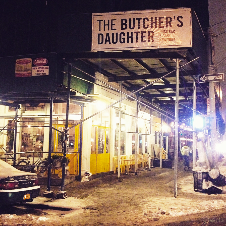 thebutcher'sdaughterbylouisesk