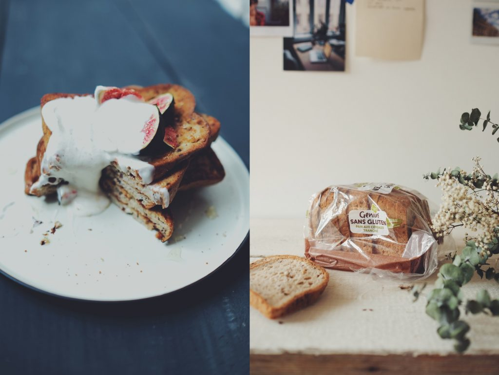 pain perdu sans gluten